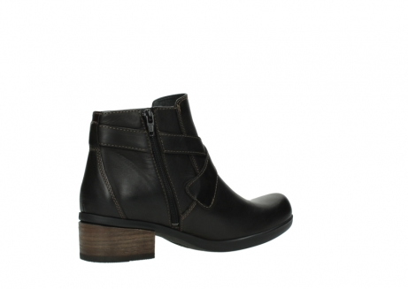 wolky ankle boots 01375 vecchio 30302 brown leather_11