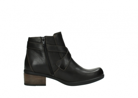 wolky ankle boots 01375 vecchio 30302 brown leather_13
