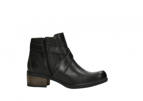 wolky ankle boots 01375 vecchio 30302 brown leather_14