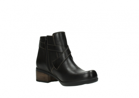 wolky ankle boots 01375 vecchio 30302 brown leather_16