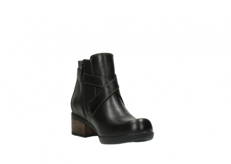 wolky ankle boots 01375 vecchio 30302 brown leather_17