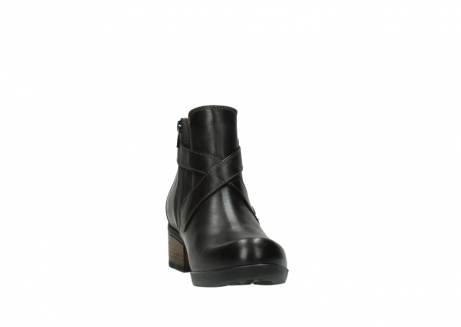 wolky ankle boots 01375 vecchio 30302 brown leather_18