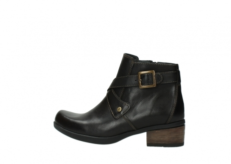 wolky ankle boots 01375 vecchio 30302 brown leather_2