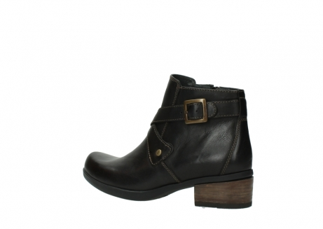 wolky ankle boots 01375 vecchio 30302 brown leather_3