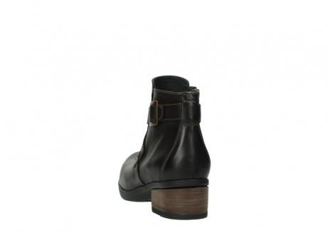wolky ankle boots 01375 vecchio 30302 brown leather_6