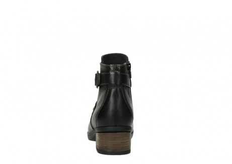 wolky ankle boots 01375 vecchio 30302 brown leather_7