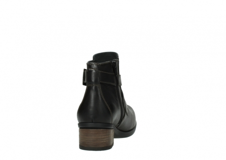 wolky ankle boots 01375 vecchio 30302 brown leather_8