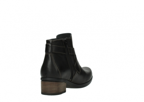 wolky ankle boots 01375 vecchio 30302 brown leather_9