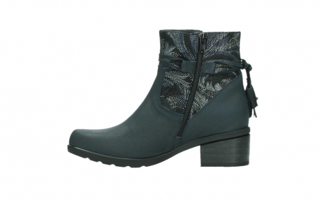 wolky ankle boots 01378 pamban 14800 blue palmmetal suede_13