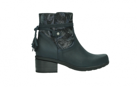 wolky ankle boots 01378 pamban 14800 blue palmmetal suede_24