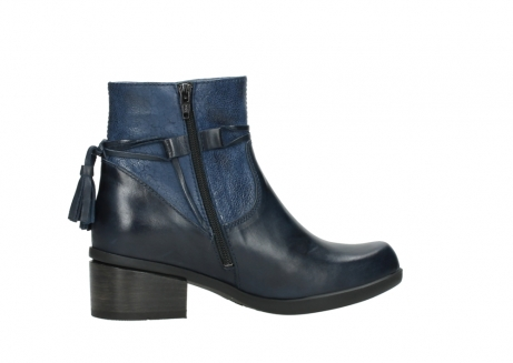 wolky ankle boots 01378 pamban 39800 blue leather_12