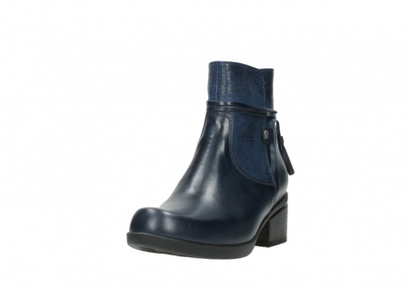 wolky ankle boots 01378 pamban 39800 blue leather_21