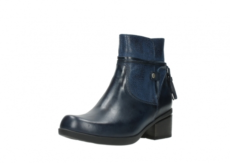wolky ankle boots 01378 pamban 39800 blue leather_22