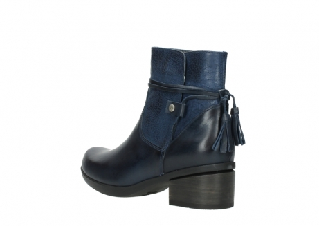wolky ankle boots 01378 pamban 39800 blue leather_4