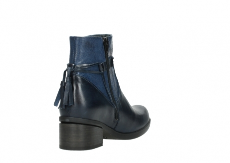 wolky ankle boots 01378 pamban 39800 blue leather_9