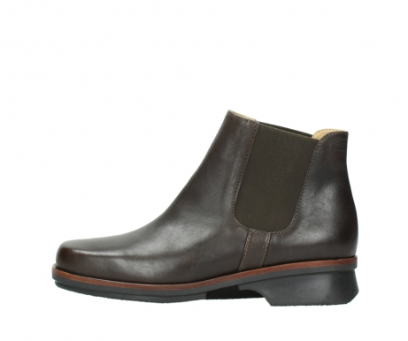 wolky ankle boots 02702 merida 30300 brown leather_1