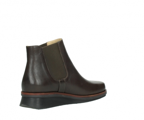 wolky bottines 02702 merida 30300 cuir marron_10