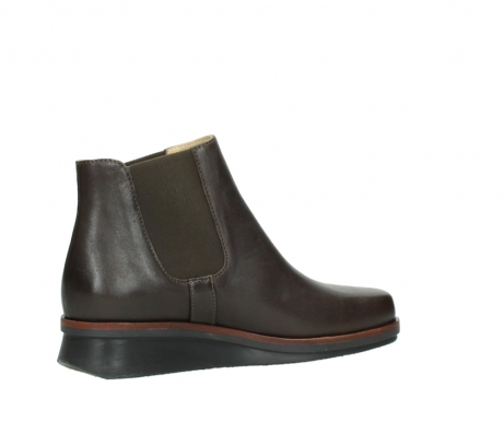 wolky ankle boots 02702 merida 30300 brown leather_11