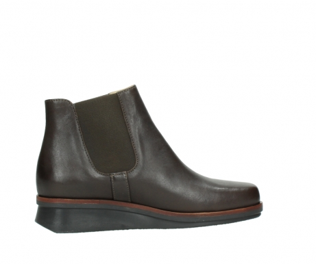 wolky ankle boots 02702 merida 30300 brown leather_12