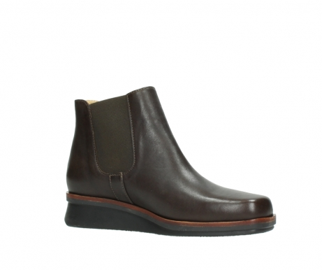 wolky bottines 02702 merida 30300 cuir marron_15