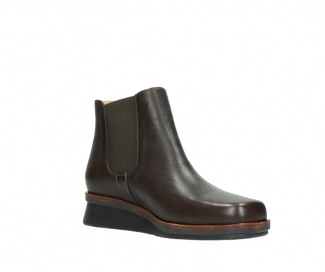 wolky bottines 02702 merida 30300 cuir marron_16