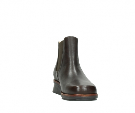 wolky bottines 02702 merida 30300 cuir marron_18