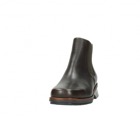 wolky ankle boots 02702 merida 30300 brown leather_20
