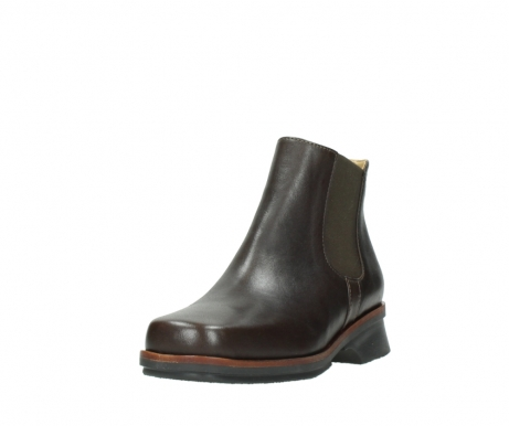 wolky ankle boots 02702 merida 30300 brown leather_21