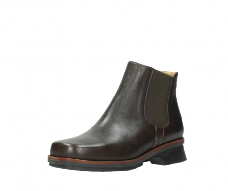wolky ankle boots 02702 merida 30300 brown leather_22