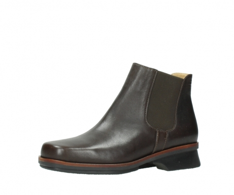 wolky ankle boots 02702 merida 30300 brown leather_23