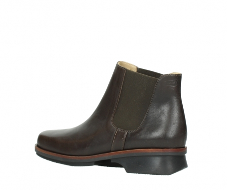 wolky ankle boots 02702 merida 30300 brown leather_3