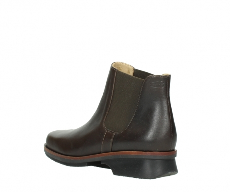 wolky ankle boots 02702 merida 30300 brown leather_4