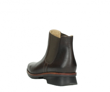 wolky bottines 02702 merida 30300 cuir marron_5