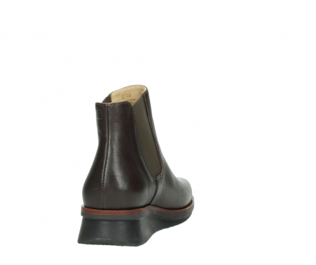 wolky ankle boots 02702 merida 30300 brown leather_8