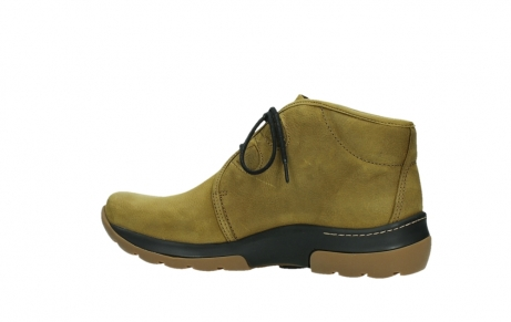 wolky ankle boots 03025 dub 11940 mustard nubuckleather_14