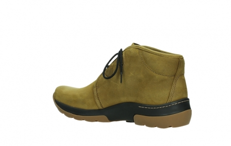 wolky ankle boots 03025 dub 11940 mustard nubuckleather_15