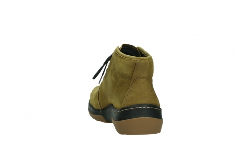 wolky ankle boots 03025 dub 11940 mustard nubuckleather_18