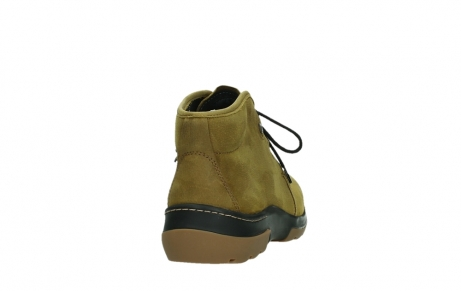 wolky ankle boots 03025 dub 11940 mustard nubuckleather_20