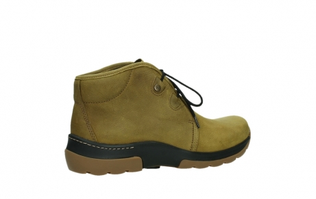 wolky ankle boots 03025 dub 11940 mustard nubuckleather_23