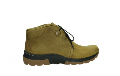 wolky ankle boots 03025 dub 11940 mustard nubuckleather_24