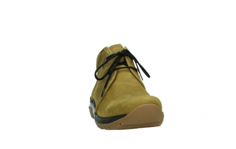wolky ankle boots 03025 dub 11940 mustard nubuckleather_6