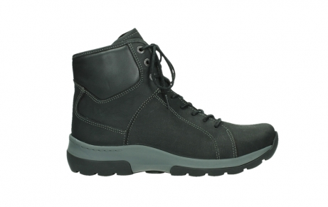 wolky ankle boots 03026 ambient 11000 black nubuck_1
