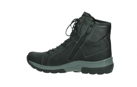 wolky ankle boots 03026 ambient 11000 black nubuck_14