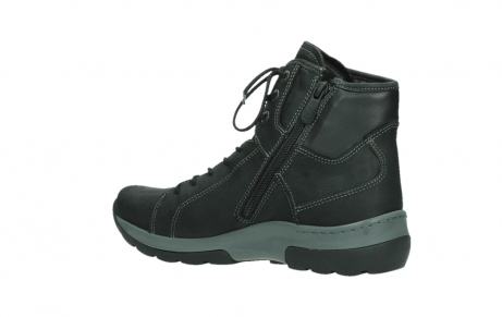 wolky ankle boots 03026 ambient 11000 black nubuck_15