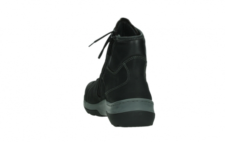 wolky ankle boots 03026 ambient 11000 black nubuck_18