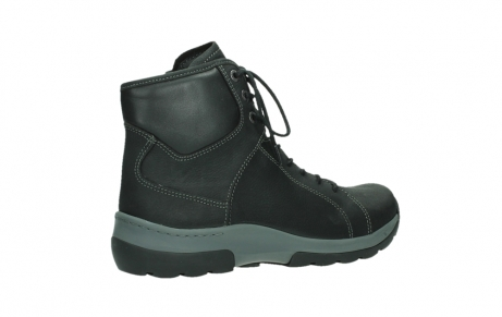 wolky ankle boots 03026 ambient 11000 black nubuck_23