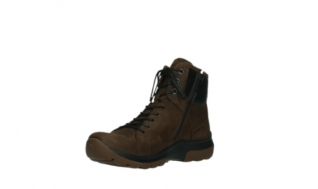 wolky ankle boots 03026 ambient 11410 tobacco brown nubuckleather_10