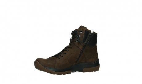 wolky ankle boots 03026 ambient 11410 tobacco brown nubuckleather_11