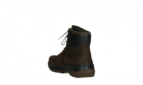 wolky ankle boots 03026 ambient 11410 tobacco brown nubuckleather_17