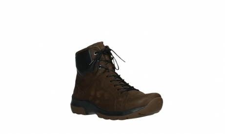 wolky ankle boots 03026 ambient 11410 tobacco brown nubuckleather_4